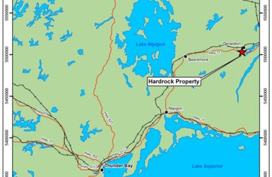 Greenstone JV signs impact benefits deal for Hardrock project