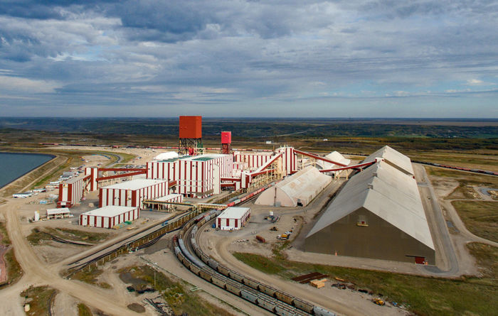 Nutrien sees potash boost from food security stimulus spending