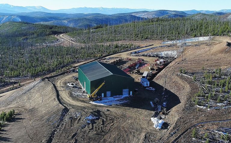 Cobalt leader talks about new era for project, Idaho