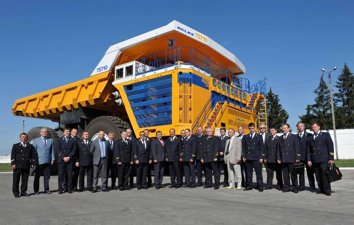 BelAZ works with Finland's ZYFRA to provide auto-mining option