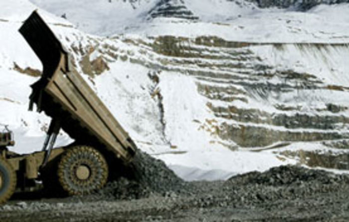 Codelco suspends project works as precaution