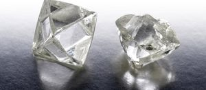 Bank highlights diamond market weakness