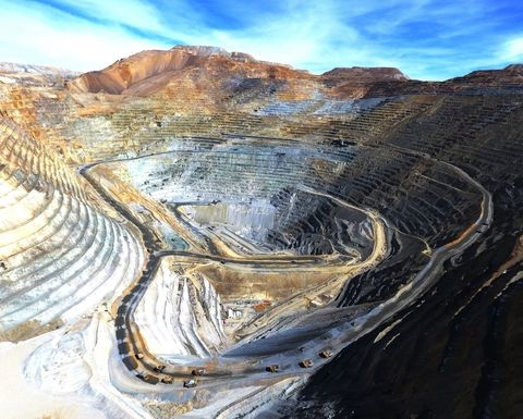 Rio's Kennecott mine first to achieve Copper Mark