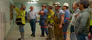 Mining safety culture built on real leadership