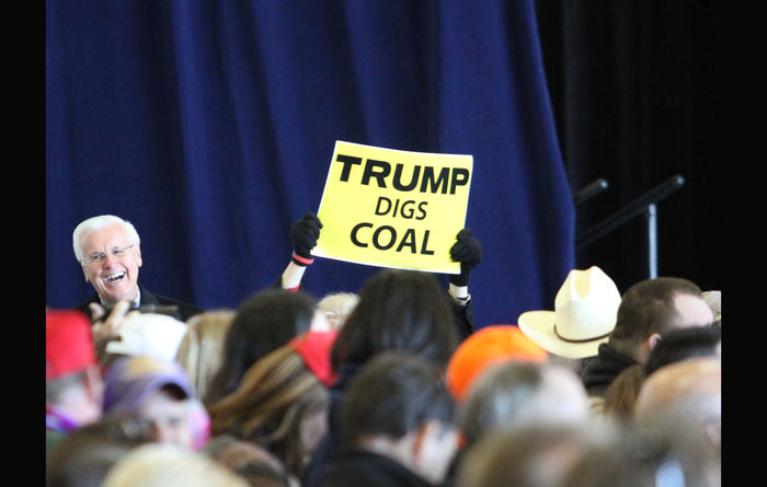 US coal: a year after Trump