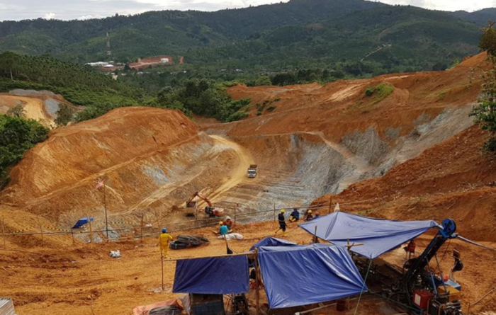 Indonesia miner looks to double Talang Santo gold deposit