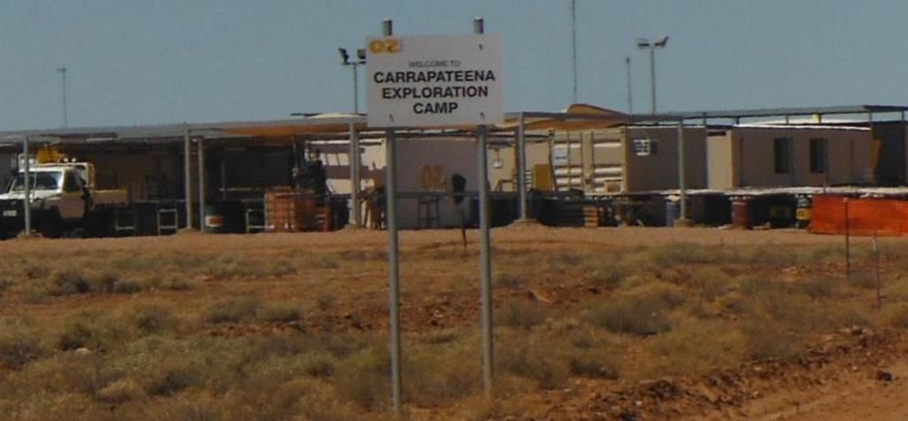 Carrapateena milestones for OZ