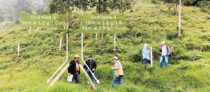 Royal Road to start drilling in Colombia