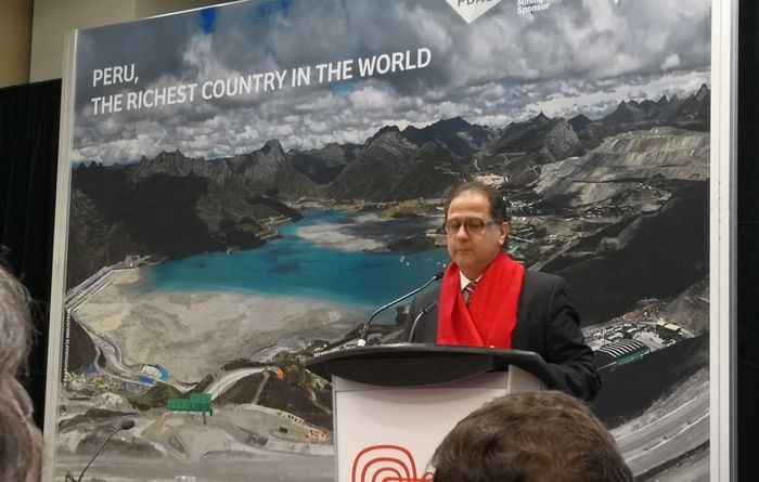 Peru govt underlines investor commitment