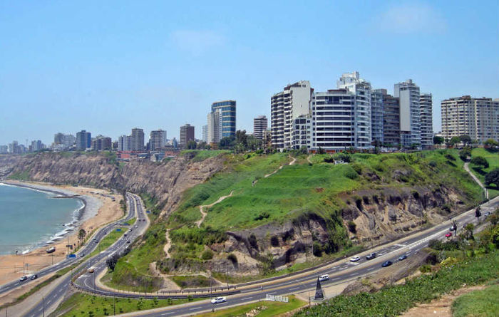Comminution Peru 2016: Lima, November 21-23