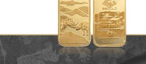 B2Gold launches rhino gold bar in North America