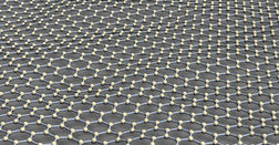 Graphene first for graphite minnow