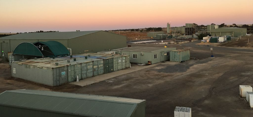 Terramin leads gold-copper revival in South Australia