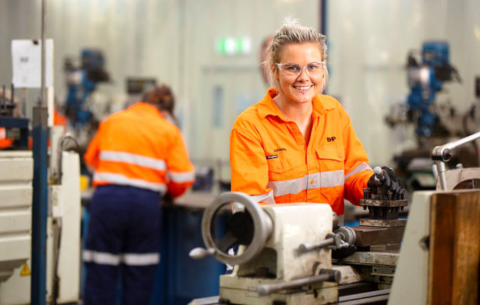 BHP investing $800M in jobs, Oz supply chain