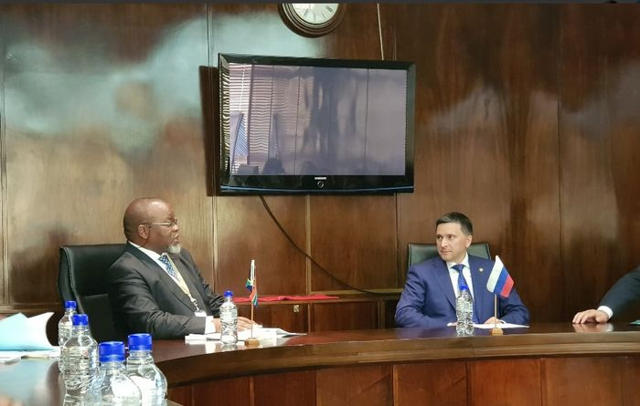 SA, Russia recommit to PGM MoU