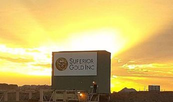 Superior posts record Plutonic gold sales