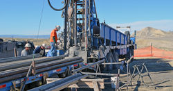 Nevada Zinc receives unidentical twin