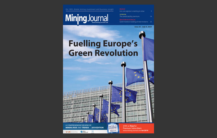 Mining Journal eMagazine: 26th June 2020