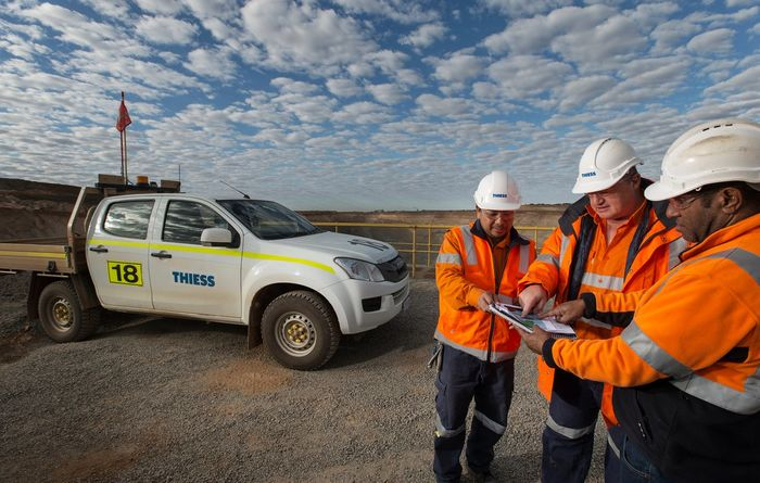 CIMIC sells half of mining contractor Thiess