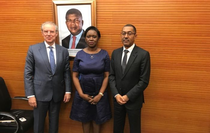 WDC completes first informal KP mission to Angola