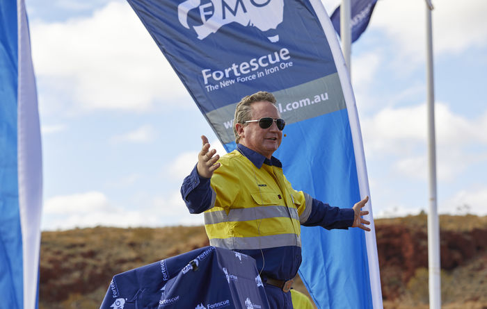 Andrew Forrest in $159M stock buy