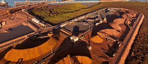 'Efficient' iron ore market already returning to equilibrium: BMO