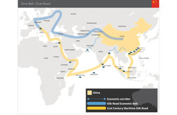 Will China's new Silk Road provide raw materials bounty?