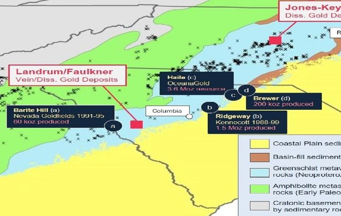 Orford drilling confirms continuity of historic mineralisation