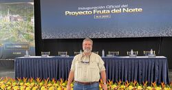'The opening of FDN is a turning point for the mining industry in Ecuador'