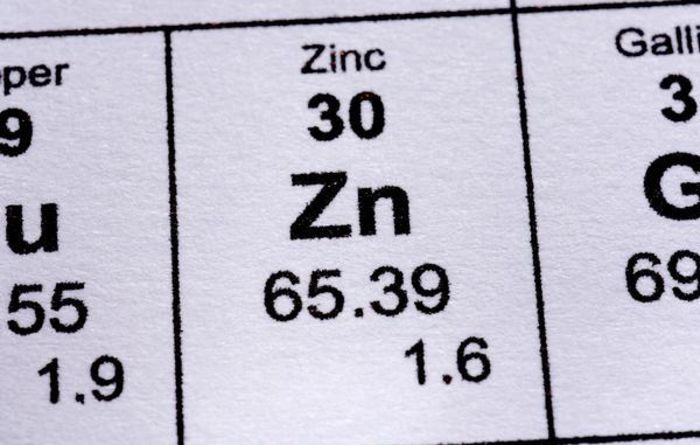 Study Group confirms zinc deficit