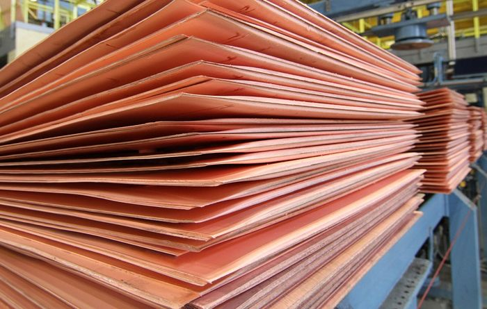 Falling copper inventories to boost price of red metal, says Jefferies