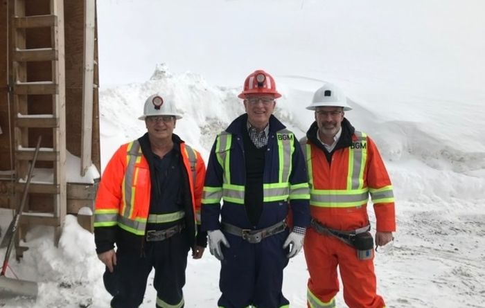 BC mines minister responds to 'moving goalposts'