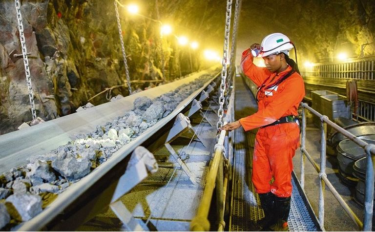 Petra Diamonds posts strong operating performance, but debts remain high