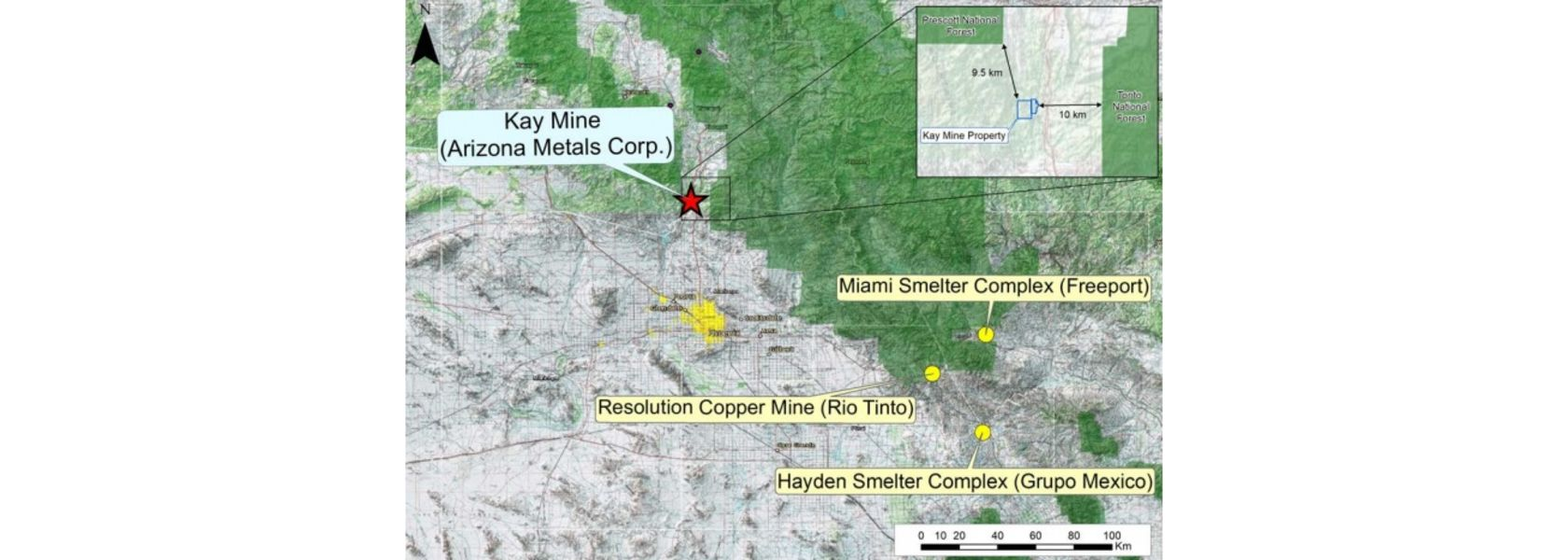Drilling points to more potential at Kay Mine