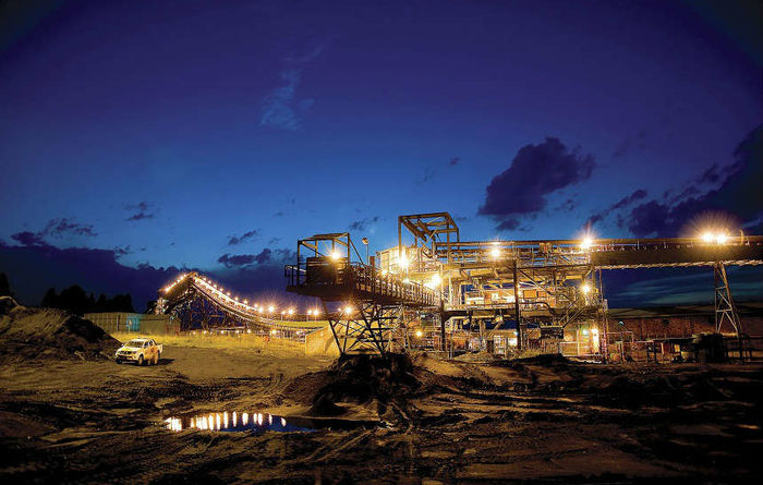 """The last three months have seen a resurgence in the fortunes of the mining sector"""