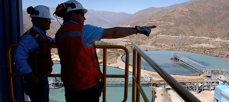 Copper growth could be hampered by water resources