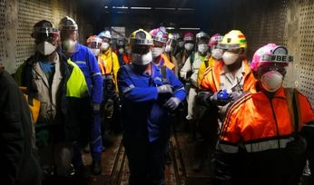 SA mining taking an 8-10% hit on production