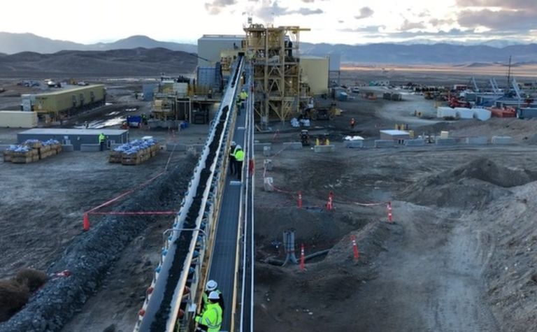 Nevada Copper upsizes placement as Pumpkin Hollow continues to ramp up