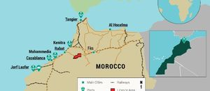 'Complete freedom' for mining investors in north African countries