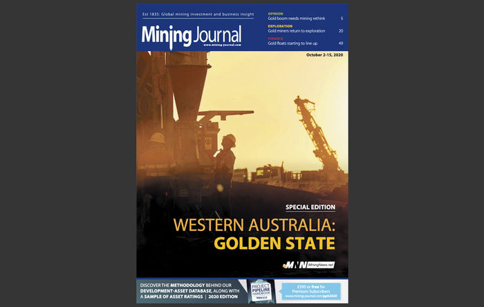Mining Journal eMagazine: 2nd October 2020