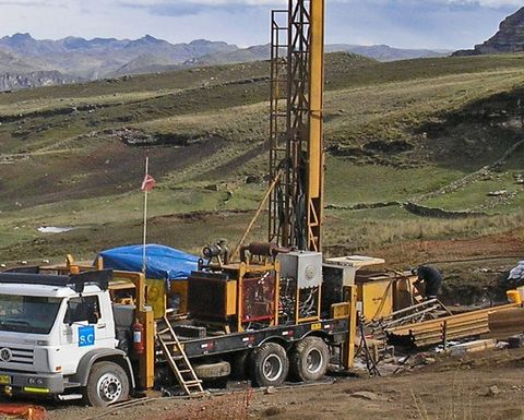Tinka targeting twin limestone discovery - Mining Journal