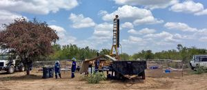 MOD has early copper success with regional Botswana drilling