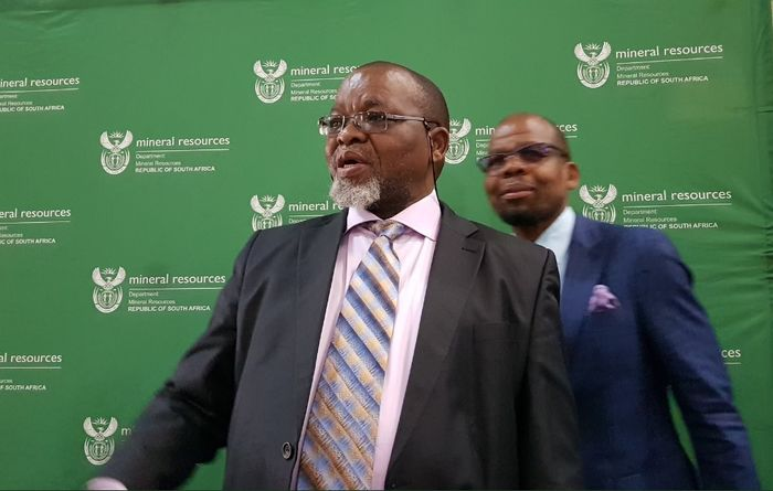 SA nears end of revised mining charter process