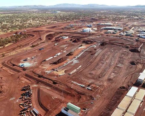BHP approves South Flank development