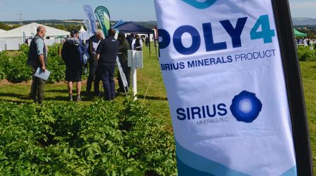 Sirius signs largest POLY4 supply agreement to date