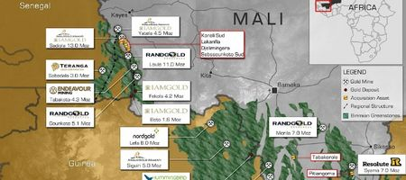 Altus defines drill targets in Mali