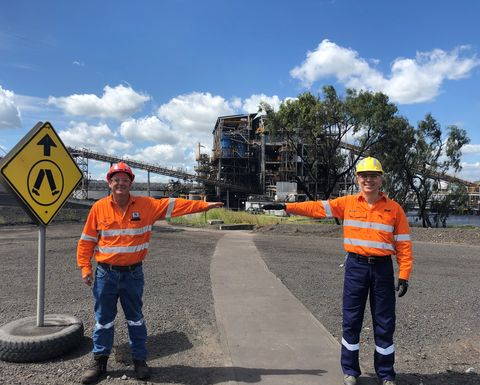 Blessed are the (Australian) miners