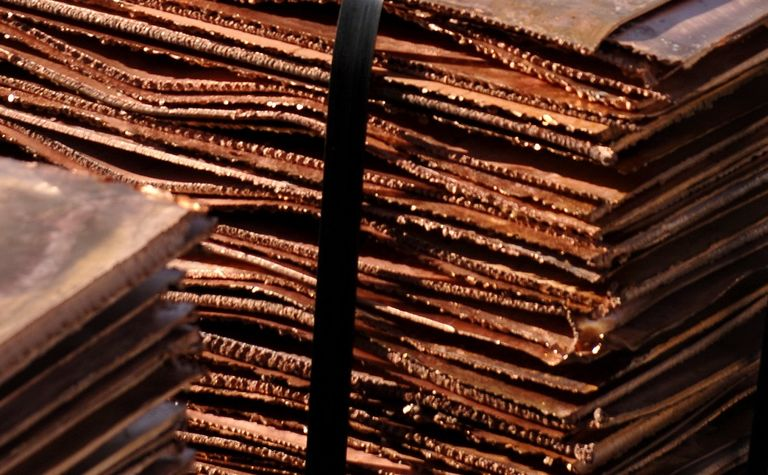Growing copper surpluses to test price recovery