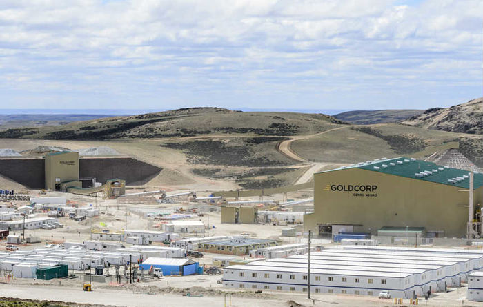 Goldcorp lays out five-year plan