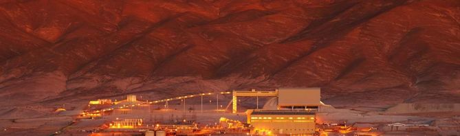 Copper plummets after strikes averted at Chilean mines